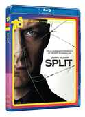 Film Split (Blu-Ray) Manoj Night Shyamalan