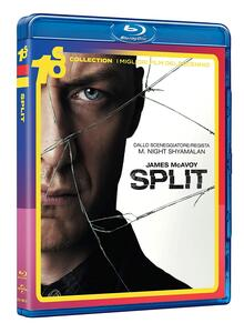 Split (Blu-Ray) di Manoj Night Shyamalan - Blu-ray