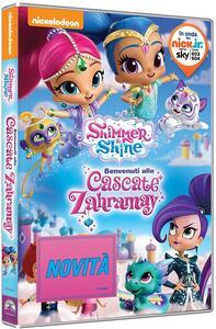 Shimmer and Shine. Benvenuti alla cascate Zahmaray (DVD) - DVD