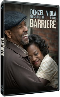 Cover Dvd Barriere (DVD) (DVD)