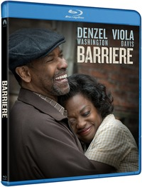 Cover Dvd Barriere (Blu-ray) (Blu-ray)