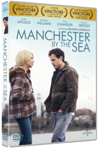 Cover Dvd Manchester by the Sea (DVD) (DVD)