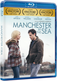 Cover Dvd Manchester by the Sea (Blu-ray) (Blu-ray)