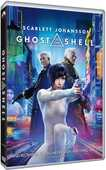 Film Ghost in the Shell (DVD) Rupert Sanders
