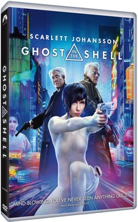 Cover Dvd Ghost in the Shell (DVD)