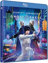 Cover Dvd Ghost in the Shell (Blu-ray)