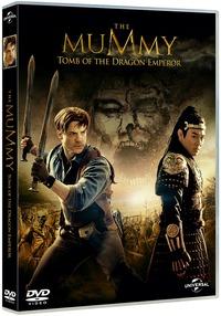 Cover Dvd Mummia. La tomba dell'Imperatore Dragone (DVD) (DVD)