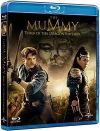 Cover Dvd Mummia. La tomba dell'Imperatore Dragone (Blu-ray) (Blu-ray)