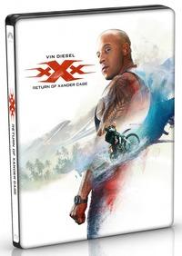 Cover Dvd xXx. Il ritorno di Xander Cage (Blu-ray)