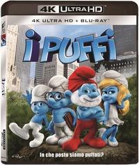 Cover Dvd I Puffi (Blu-ray Ultra HD 4K)
