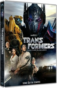 Cover Dvd Transformers. L'ultimo cavaliere (DVD)