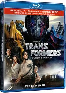Transformers. L'ultimo cavaliere (2 Blu-ray) di Michael Bay - Blu-ray