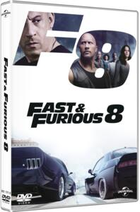 Fast & Furious 8 (DVD) di F. Gary Gray - DVD