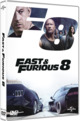Cover Dvd DVD Fast & Furious 8