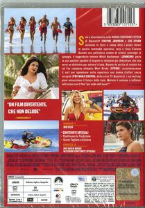 Baywatch. Versione estesa (2 DVD) di Seth Gordon - DVD - 2