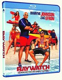 Cover Dvd Baywatch (Blu-ray)