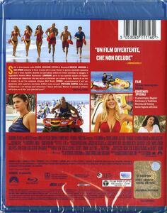 Baywatch. Versione estesa (Blu-ray) di Seth Gordon - Blu-ray - 2