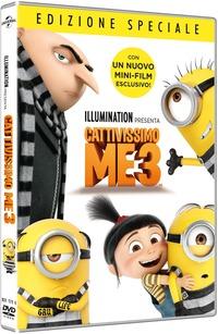 Cover Dvd Cattivissimo Me 3 (DVD)
