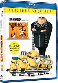 Cover Dvd Cattivissimo Me 3 (Blu-ray)