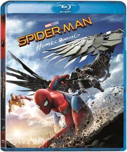 Spider-Man. Homecoming (Blu-ray) di Jon Watts - Blu-ray
