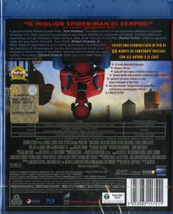 Spider-Man. Homecoming (Blu-ray) di Jon Watts - Blu-ray - 2