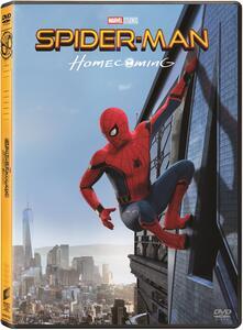 Spider-Man. Homecoming (DVD) di Jon Watts - DVD