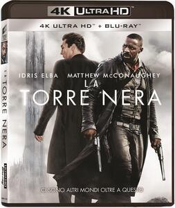 Film La torre nera (Blu-ray + Blu-ray 4K Ultra HD) Nikolaj Arcel