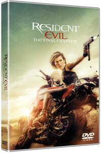Resident Evil. The Final Chapter (DVD) di Paul W.S. Anderson - DVD