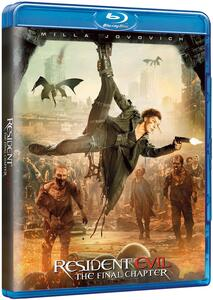 Resident Evil. The Final Chapter (Blu-ray) di Paul W.S. Anderson - Blu-ray