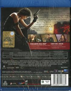 Resident Evil. The Final Chapter (Blu-ray) di Paul W.S. Anderson - Blu-ray - 2