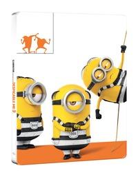 Cover Dvd Cattivissimo Me 3. Con Steelbook (DVD + Blu-ray)