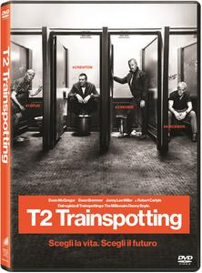 T2 Trainspotting (DVD) di Danny Boyle - DVD