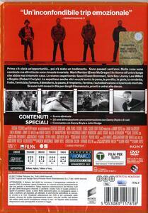 T2 Trainspotting (DVD) di Danny Boyle - DVD - 2