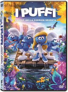 I Puffi: Viaggio nella foresta segreta (DVD) di Kelly Asbury - DVD