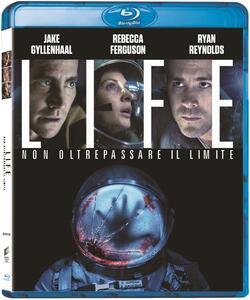 Life. Non oltrepassare il limite (Blu-ray) di Daniel Espinosa - Blu-ray