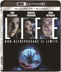 Cover Dvd Life. Non oltrepassare il limite (Blu-ray Ultra HD 4K)