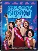 Film Crazy Night. Festa col morto (DVD) Lucia Aniello