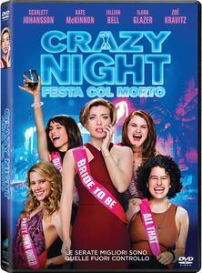 Crazy Night. Festa col morto (DVD) di Lucia Aniello - DVD