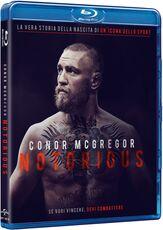 Film Conor McGregor. Notorious (Blu-ray) Gavin Fitzgerald