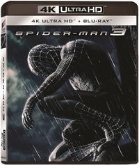 Cover Dvd Spider-man 3 (Blu-ray Ultra HD 4K)