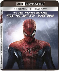 Cover Dvd The Amazing Spider-Man (Blu-ray Ultra HD 4K)
