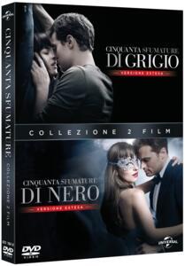 Film Cinquanta sfumature 2 Movie Collection (2 DVD) James Foley Sam Taylor-Johnson