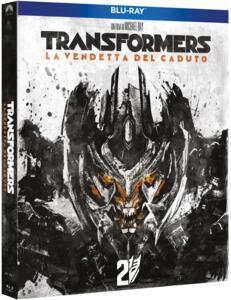 Transformers 2. La vendetta del caduto (Blu-ray) di Michael Bay - Blu-ray