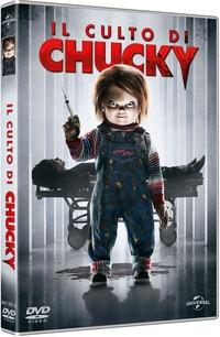 Cover Dvd Il culto di Chucky (DVD)