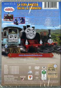 Il trenino Thomas. Viaggio oltre i confini di Sodor (DVD) - DVD - 2