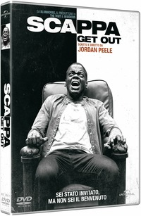 Cover Dvd Scappa. Get Out (DVD)