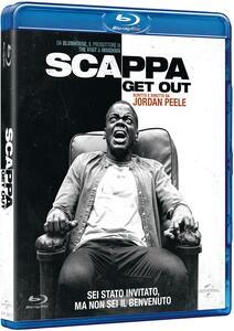 Scappa. Get Out (Blu-ray) di Jordan Peele - Blu-ray