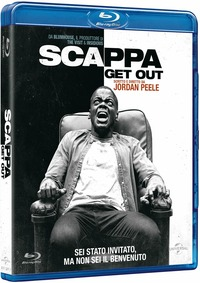 Cover Dvd Scappa. Get Out (Blu-ray)