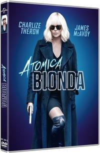 Cover Dvd Atomica bionda (DVD)