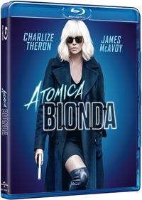 Cover Dvd Atomica bionda (Blu-ray)